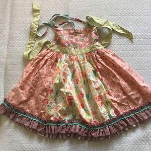 NWOT Matilda Jane Platinum Ellie Dress